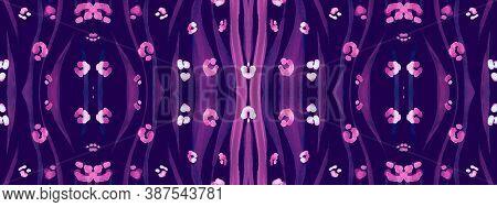 Ethnic Textile Design. Psychedelic Animal Wave Stripes. Zebra Fur Ornament. Fashion Tribal Pattern.