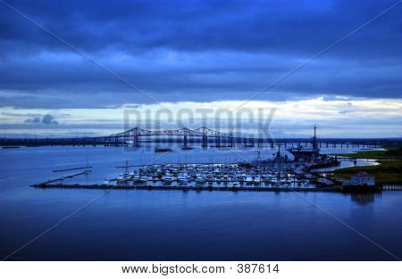 Charleston South Carolina Harbor
