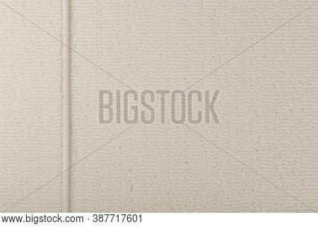 White Carpet Texture Background, Nylon Carpeting Pattern