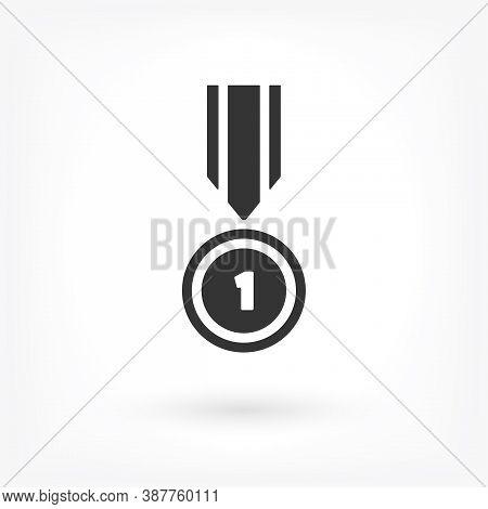 Medal Vector Icon . Lorem Ipsum Illustration Design Phone Vector Icon . Lorem Ipsum Illustration Des