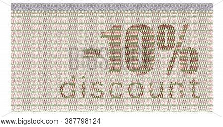 Discount Coupon -10% With The Guilloche Protection