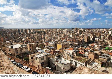 Tripoli, Lebanon - 02 Jan 2018. Tripoli City In Lebanon, Middle East