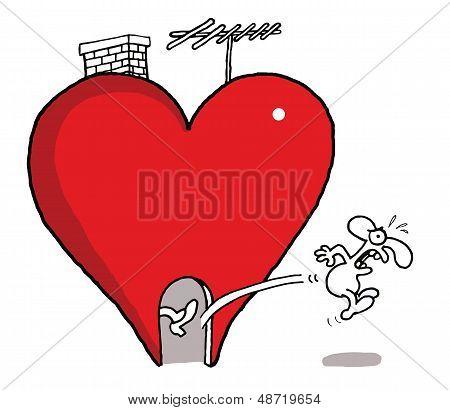 Love kick