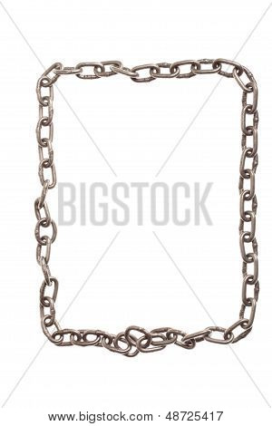 Chain Frame Isolated