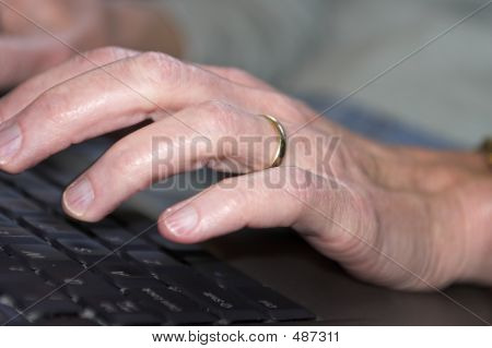 One Hand Typing