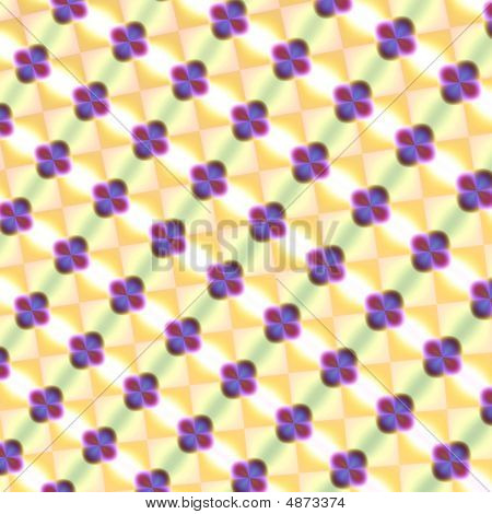 Fractal Pattern Abstract Background Design