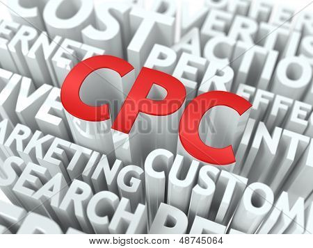 CPC. The Wordcloud Concept.