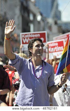 Pride Parade Toronto.