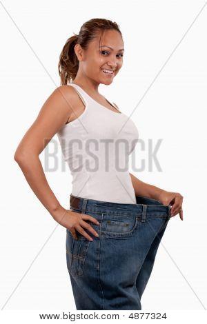 Gewicht-Verlust