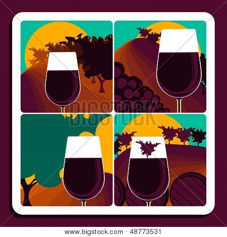 Viticulture and wine