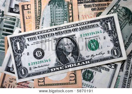 One Dollar USA