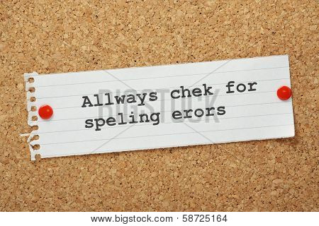 Spelling Concept