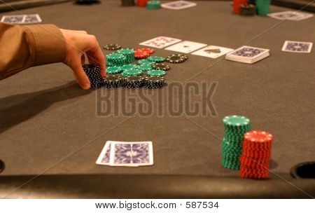Betting In A Poker Game