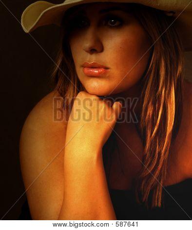 Warm Cowgirl