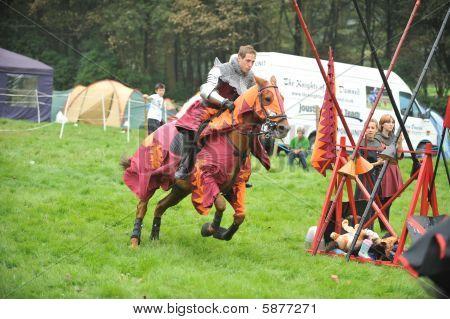 Galloping Knight
