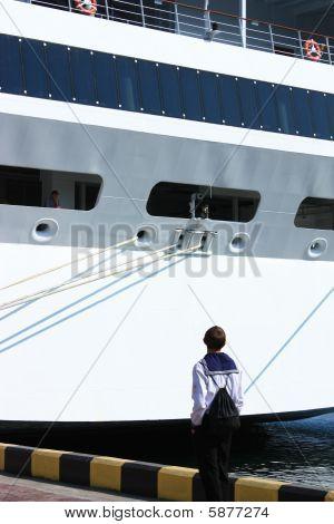 Seaman and Ship