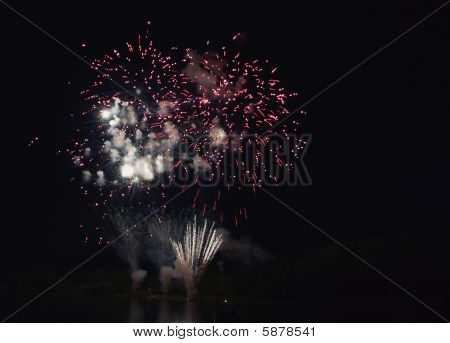 July 4th Fireworks display
