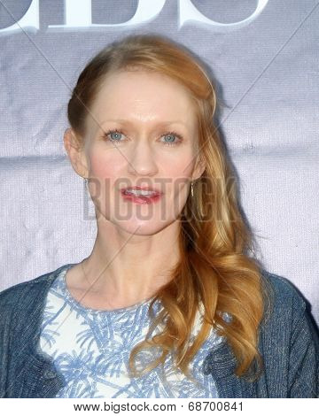 LOS ANGELES - JUL 17:  Paula Malcomson at the CBS TCA July 2014 Party at the Pacific Design Center on July 17, 2014 in West Hollywood, CA