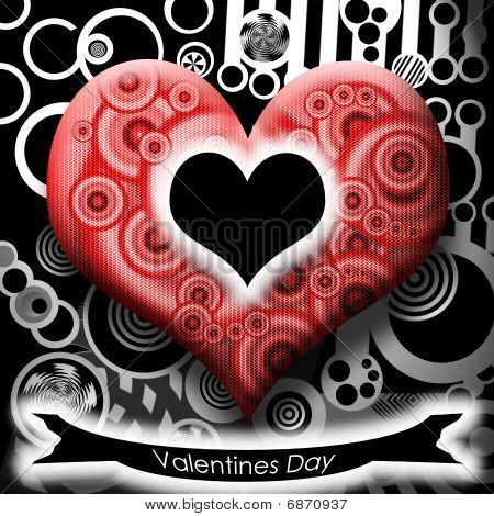Valentines Day In Black