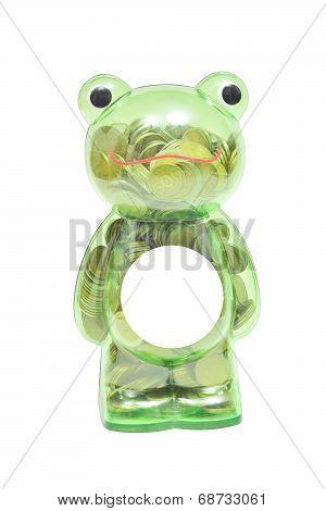 Frog-shaped Savings