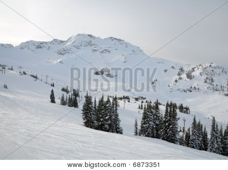 Whistler-blackcomb Ski Resort