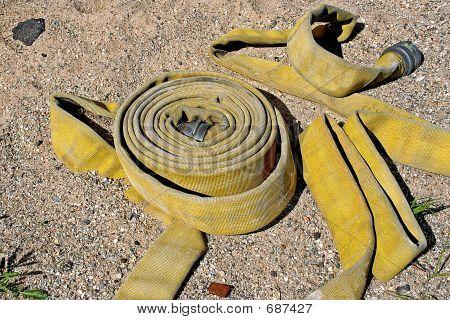 Firehose On Sand