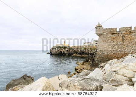 Fortress Of Peniche (portugal)