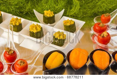 Healthy Appetizers From The Party