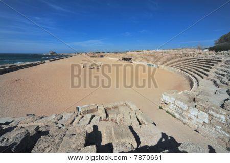 Caesarea Maritima Hippodrome