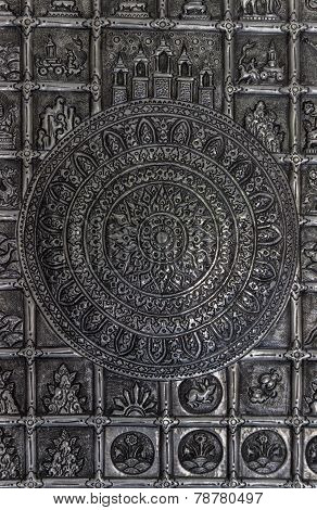 Silverware Decorating Art