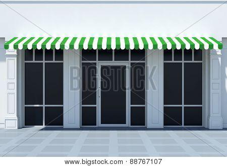 Classic shopfront
