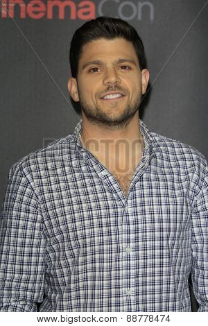 LAS VEGAS - APR 21: Jerry Ferrara at the Warner Bros. Pictures Exclusive Presentation Highlighting the Summer of 2015 and Beyond at Caesars Pallace on April 21, 2015 in Las Vegas, NV