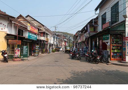 Princess Street In Fort Kochi