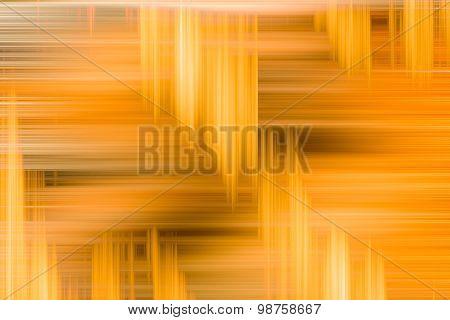 Gold Streaks in Criss-Cross Pattern