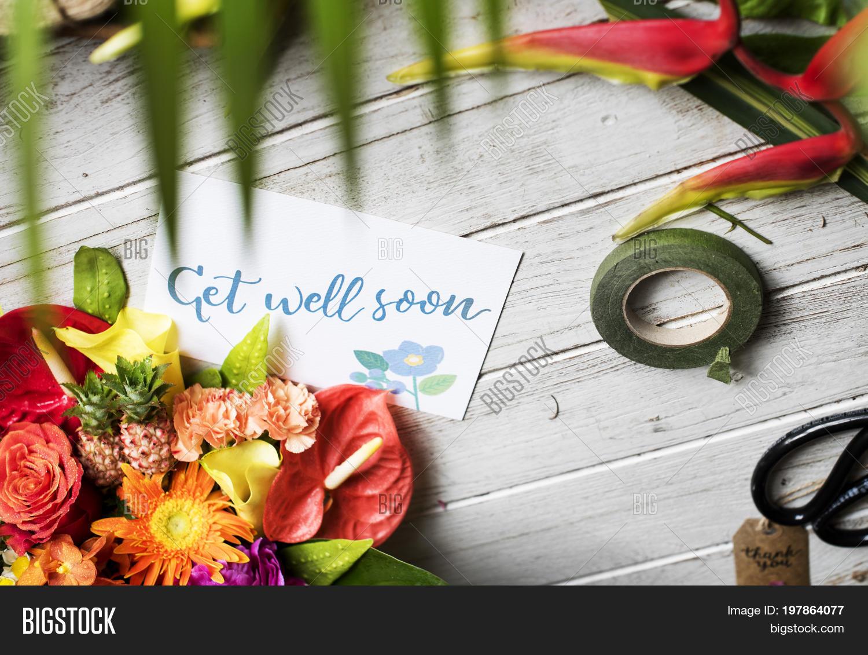 Flower Bouquet Get Image & Photo (Free Trial) | Bigstock