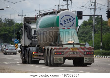 Cement Truck Of Boon Yarit Company