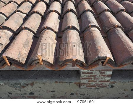 Ancient Roof Tiles