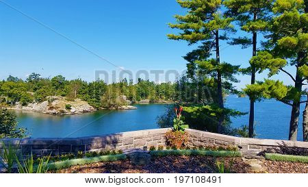 St. Lawrence River in the Thousand Islands