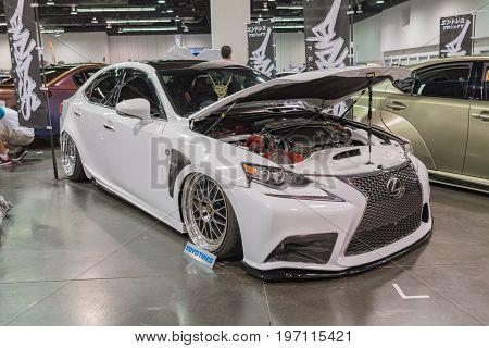 Lexus Gs 350 F Sport On Display