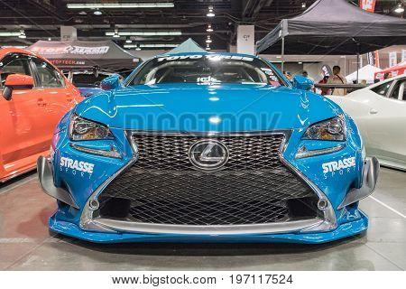 Lexus Rc F On Display