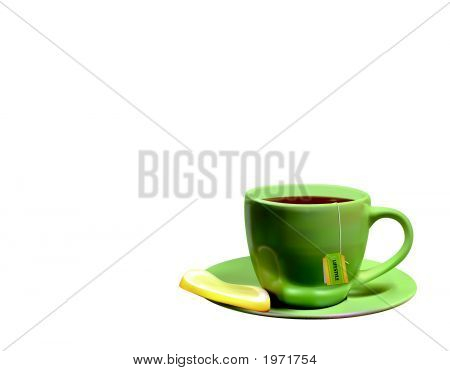 Cup_Of_Tea_With_Lemon_White_Back.Eps
