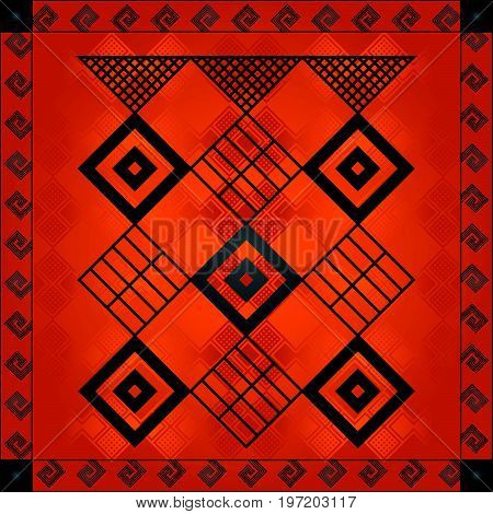 African Cultural Ornaments 215.eps