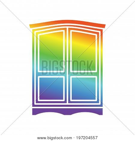 Wardrobe Lgbt Open Door. Get Out Of Wardrobe Gay. Recognition Furniture