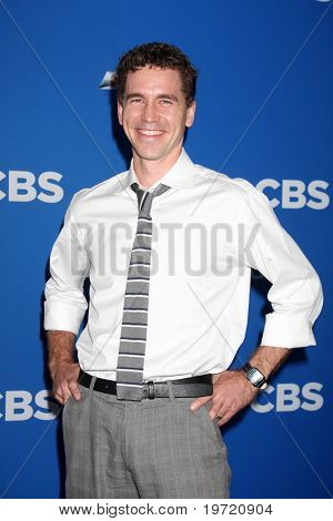 LOS ANGELES - SEP 16:  Brian Dietzen arrives at the CBS Fall Party 2010 at The Colony on September 16, 2010 in Los Angeles, CA