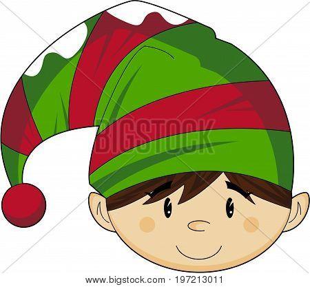 Elf Boy Face