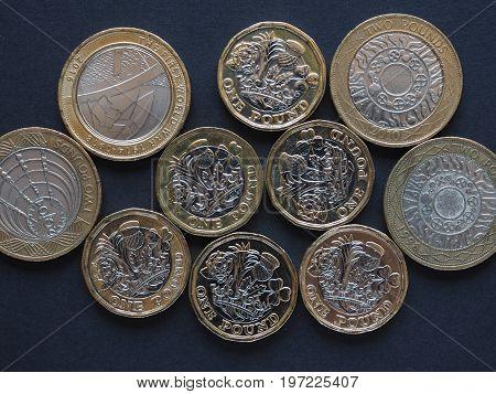 2 Pound Coin, United Kingdom