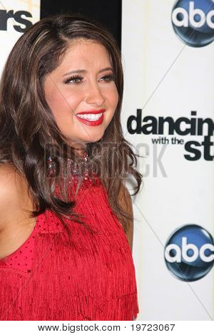 LOS ANGELES - SEPT 20:  Bristol Palin at the Season 11 Premiere of Dancing with the Stars at CBS Television CIty  on September 20, 2010 in Los Angeles, CA