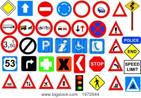 Traffic-Signs.Eps