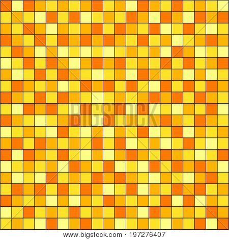 Abstract Background. Vector Square Pattern For Use In Design Card, Invitation, T Shirt