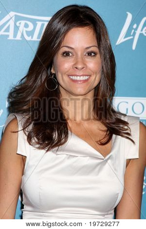 LOS ANGELES - SEP 30:  Brooke Burke arrives at  Variety's 2nd Annual Power of Women Luncheon at Beverly Hills Hotel on September 30, 2010 in Beverly Hills, CA